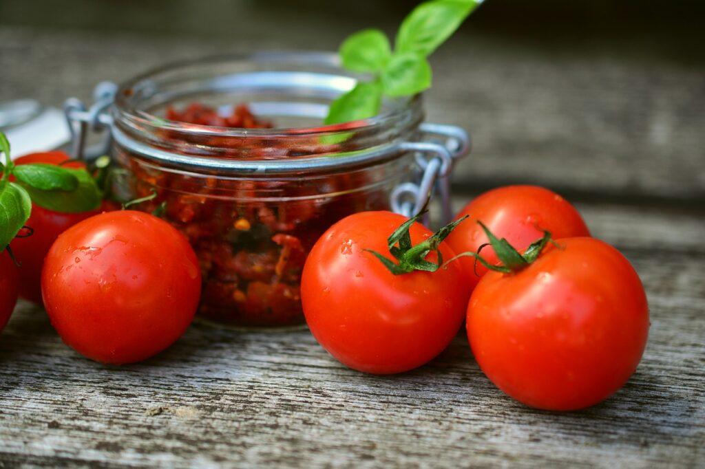 Простой рецепт приготовления сушенных помидор