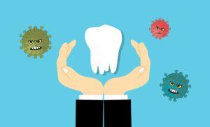 Бережный уход за зубами