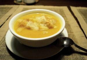 Суп, Крем, Горох